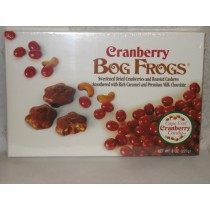 Cranberry Bog Frogs (Candy)