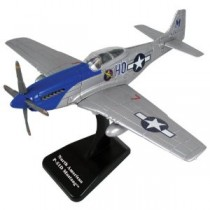 EZ Build P-51 Mustang Airplane Kit