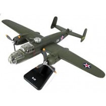 EZ Build B-25 Mitchell Bomber Plastic Model Kit