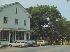 Brewster Store 1950s